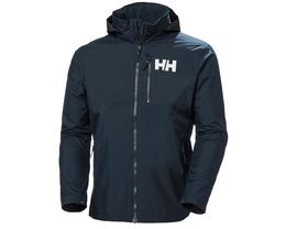 HELLY HANSEN ACTIVE HOODED MIDLAYER JACKET