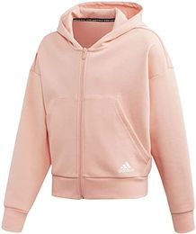 ADIDAS SWEATER YG MH 3S FZ HD JR