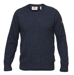 FJÄLLRÄVEN OVIK RE WOOL SWEATER