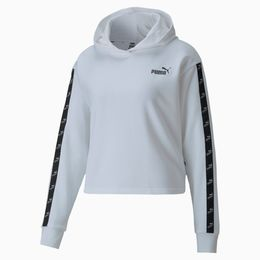 PUMA AMPLIFIED CROPPED HOODY TR