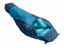 VAUDE ALPLI ADJUST 400 BALTIC SEA LEFT SLEEPING BAG
