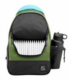 PRODIGY BP4-600D DISCGOLF BACKPACK GREEN