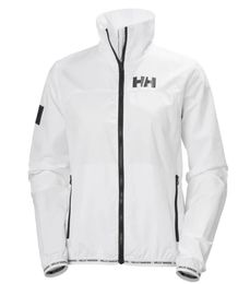 HELLY HANSEN HP LIGHT WINDBREAKER W WHT