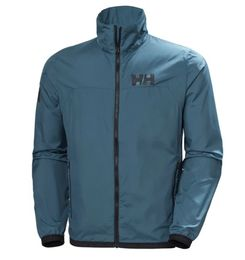 HELLY HANSEN HP LIGHT WINDBREAKER ORION BLUE