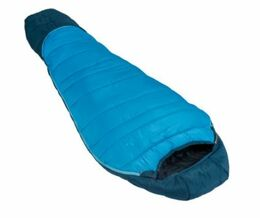 VAUDE KOBEL ADJUST 500 SYN BALTIC SEA LEFT SLEEPING BAG