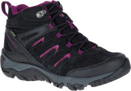 MERRELL OUTMOST VENT MID GTX/BLACK W