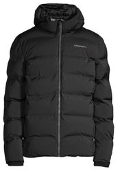 SUPERDRY TRAINING HEAVY PADDED JACKET BLK