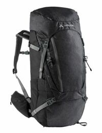 Asymmetric 52+8 - Backpacking backpack