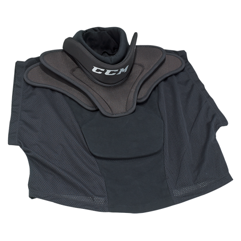 CCM THROAT COLLAR SHIRT STYLE JR