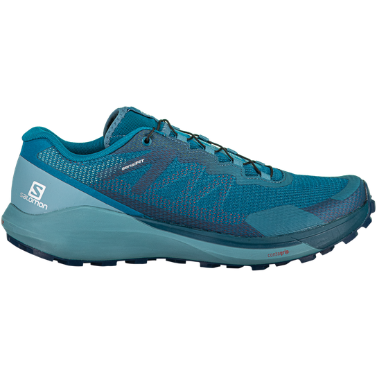 SALOMON SENSE RIDE 3 46 2/3 STORMY/BLUE/